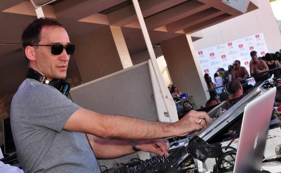 Paul Van Dyke, Wet Republic Pool Party, MGM Grand Las Vegas